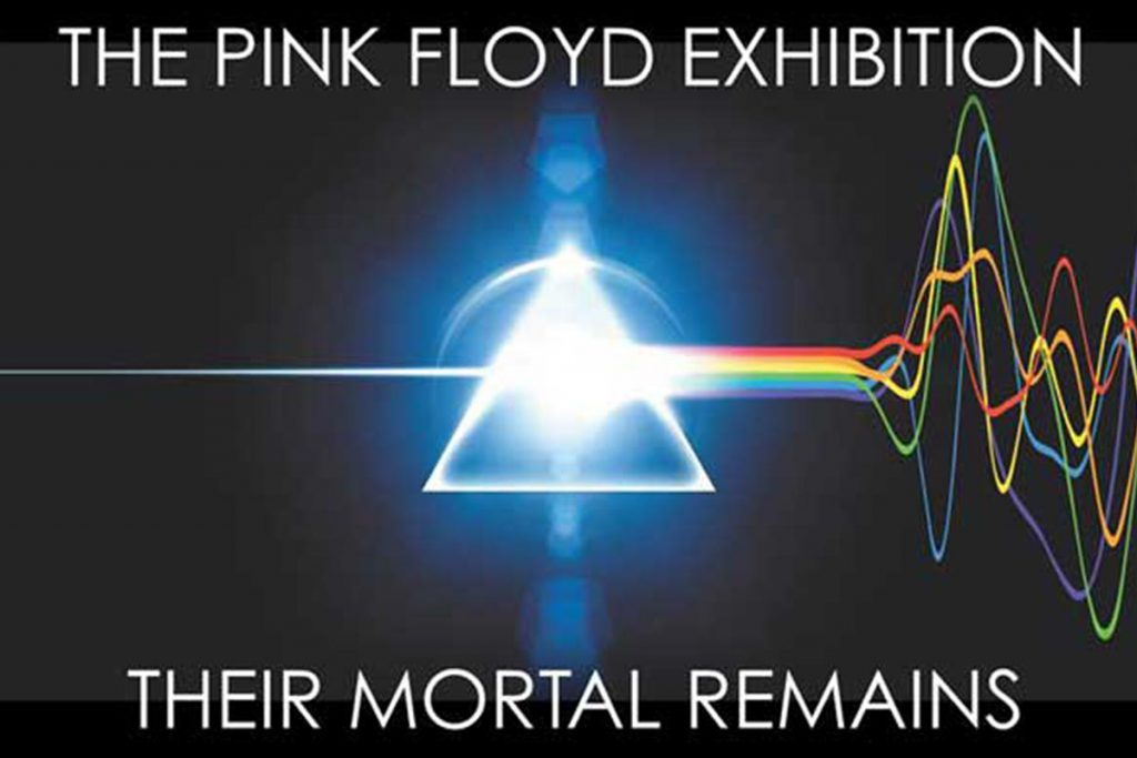 50 a os de pink floyd reflejados en el museo victoria for Pink floyd gira 2017